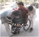 Afghanistan: Never Mind the Disabled