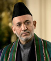 Karzai Not Two Faced About War On Terrorism